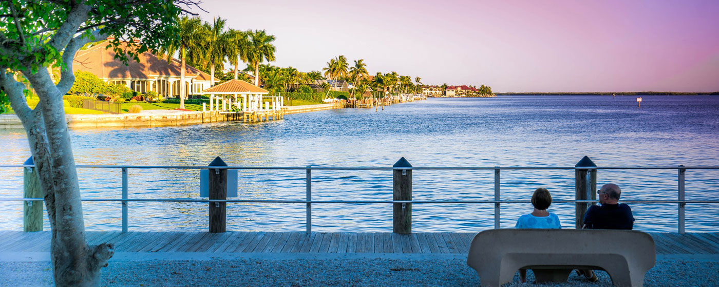 Water view Marco Island Slideshow Image