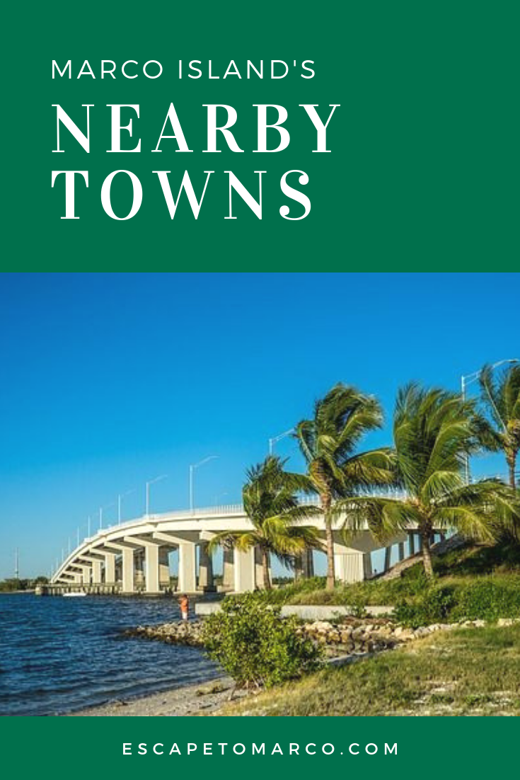 Marco Island's nearby towns