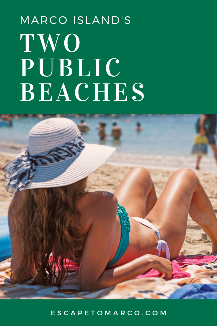 Marco Island Beaches and Public Access Points