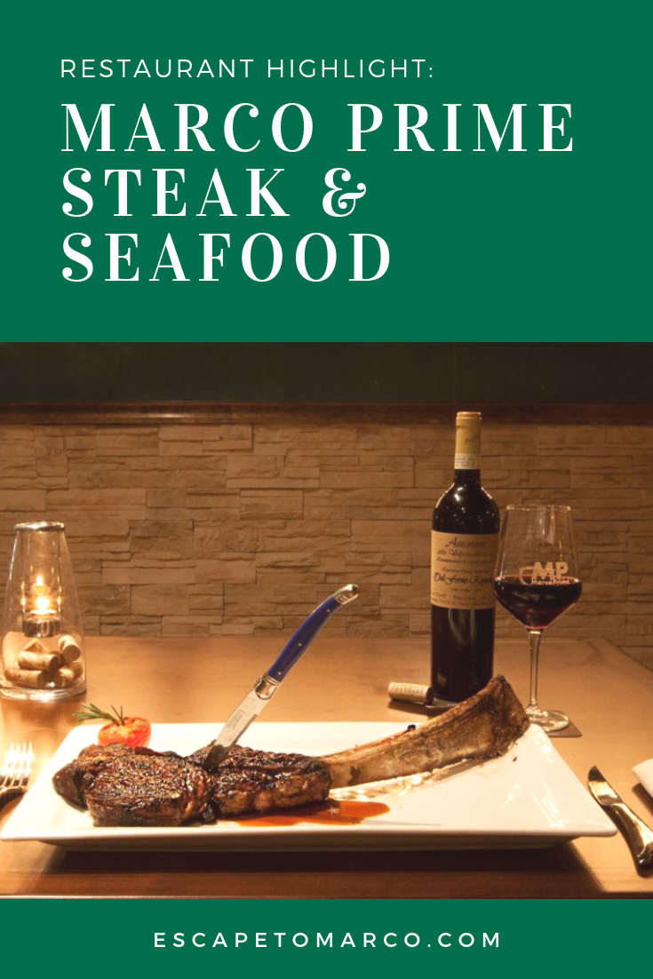Marco Island Marco Prime Steak and Seafood Restaurant